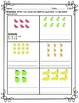 Math Summer Review Packet 2nd Grade Operations and Algebraic Thinking FREEBIE