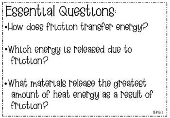 2018-19 3rd Grade NC Standards & Essential Questions ELA, Math, Science, SS