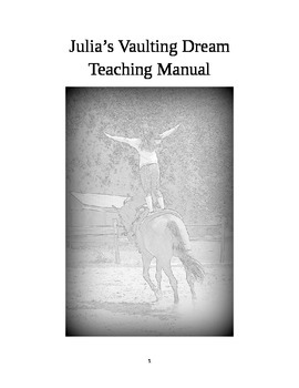 Preview of Julia's Vaulting Dream Teaching Manual