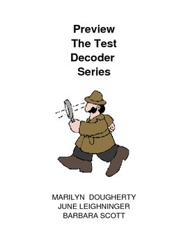 Preview the Test Decoder Series