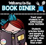 Book Preview: Book Diner Book Tasting