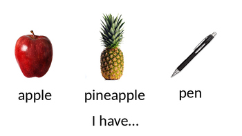 "Previewing/Post-Viewing for ""Pen Pineapple Apple Pen"" Song"