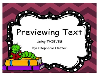 Previewing Text Smartboard
