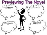 Previewing a Novel