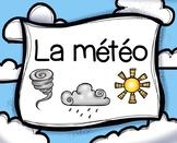 La météo - French weather forecast (mp3 file + exercises)