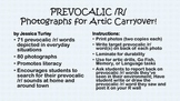 Prevocalic R: Articulation Photographs for Speech Therapy Carryover