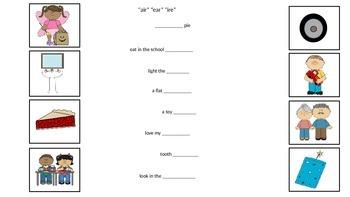Prevocalic /r/, /r/ Blend, and Vocalic /r/ Articulation Activity Bundle