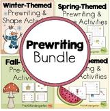 Seasonal Prewriting Bundle