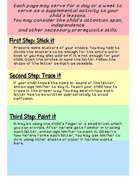 Prewriting Exercise