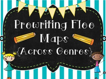 Prewriting Flee Maps  {Across Genres}