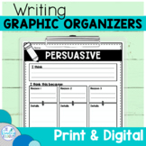 Prewriting Graphic Organizers