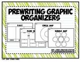 Prewriting Graphic Organizers
