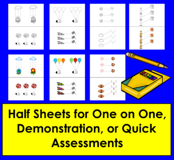 Prewriting Worksheets:  Straight Lines Prewriting Tracing for Preschool