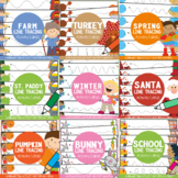 Prewriting Write n Wipe Cards Bundle