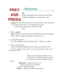 Prey and Predator Game