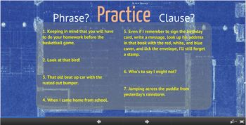 Prezi - Building Better Sentences - Phrases, Clauses, Commas, Sentence Variety