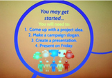 Prezi:  CITIZENSHIP- Problem Based Learning