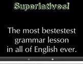 Prezi - Comparatives and Superlatives