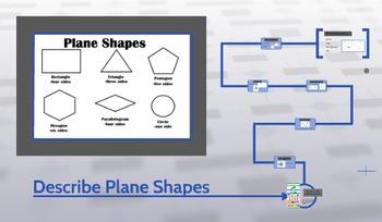 Prezi: Describing plane shapes