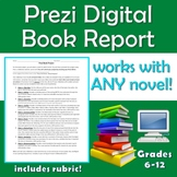 Prezi Digital Book Report