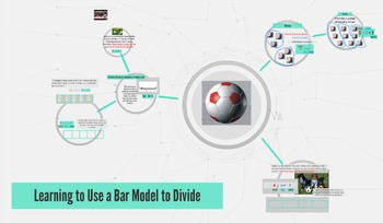 Prezi: Learning to Use a Bar Model to Divide