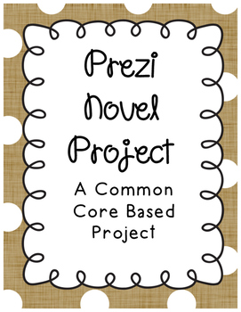 Prezi Novel Project Rubric