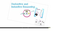 Prezi Presentation - Inductive/Deductive Reasoning