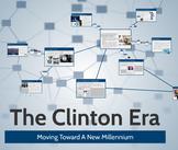 "Prezi Presentation - ""The Clinton Era"" with Guided Notes W"
