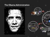 "Prezi Presentation - ""The Obama Administration"" with Guide"