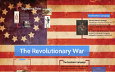 """Prezi Presentation - """"The Revolutionary War"""" with Guided N"""