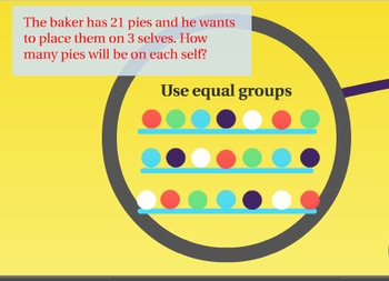 Prezi Presentation on how to divide by 7 and 8