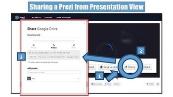 Prezi - Share to Google Classroom Guide