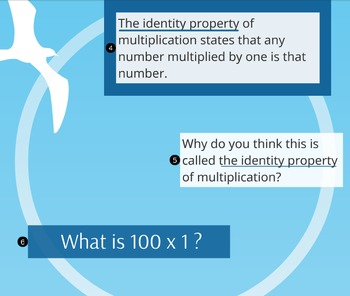 Prezi Presentation : What happens when you multiply by zero and one?