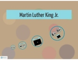 Prezi of Martin Luther King Jr.'s Life