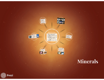 Prezi on Minerals