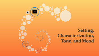Prezi on Setting and Tone