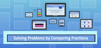 Prezi presentation on how to solve problems by comparing f