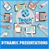 Presentation Software Tool Lesson Activity