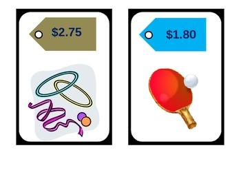 Price tags editable