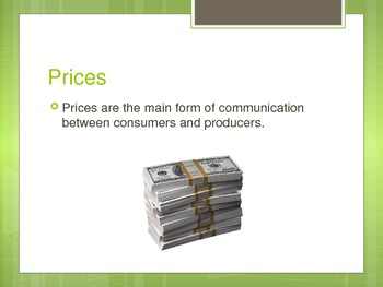 Prices and the Function of Money