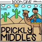 Prickly Middles {Medial Sounds}