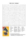 Pride (2014) - Vocabulary Word Search Puzzle