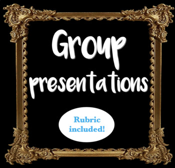 Pride (Ibi Zoboi) Small Group Presentations