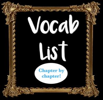 Pride (Ibi Zoboi) Vocabulary List