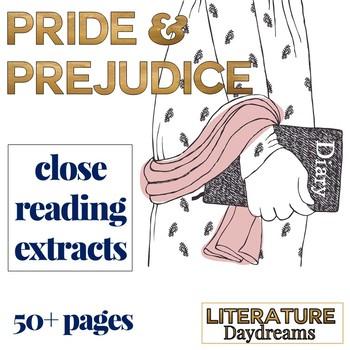 Pride & Prejudice Close Reading Passages