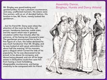 Pride & Prejudice Jane Austen - Literature + Art + Discussion