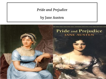 Pride & Prejudice Overview Presentation