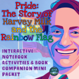 Pride: The Story of Harvey Milk and the Rainbow Flag Interactive Activities