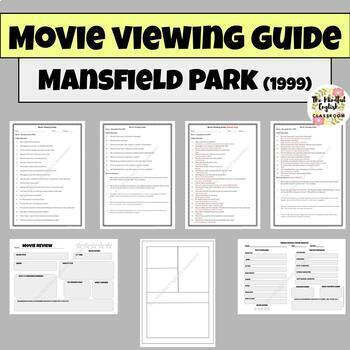 Pride and Prejudice (2005) Movie Viewing Guide. Graphic Organizers & Activity