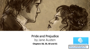 Pride and Prejudice (22) Chapters 58, 59, 60 and 61
